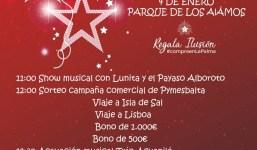 Sorteo de la campaña de Navidad de Pymesbalta
