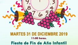 Fiesta de Fin de Año Infantil en San Andrés y Sauces