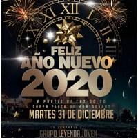 Fiesta de Fin de Año en San Andrés y Sauces