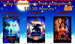 Navidades de Cine en San Andrés y Sauces