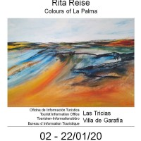 Colours of La Palma, Rita Reise