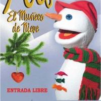 """Teatro de Títeres """"Alf El Muñeco de Nieve"""" en San Andrés y Sauces"""