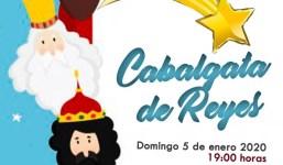 Cabalgata de Reyes en San Andrés y Sauces