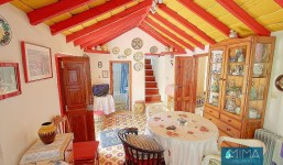 COZY CANARY STYLE HOUSE IN VELHOCO
