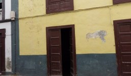 Antigua Casa en el Casco Histórico de S/C de La Palma. Para reforma integral.