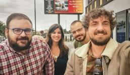 La película 'La Palma' rodada en la Isla se estrena este martes en Los Llanos