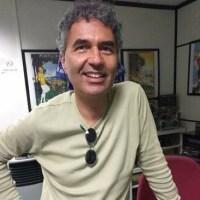 Seca Herrera presenta en Los Cancajos su poemario 'Las catedrales del cielo'
