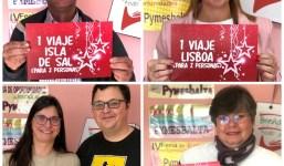 REGALANDO ILUSIÓN, Ganadores de Navidad de PYMESBALTA