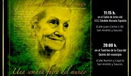 """Proyección del Documental """"Una Semana Fuera del Mundo"""" y Video-Forum en San Andrés y Sauces"""