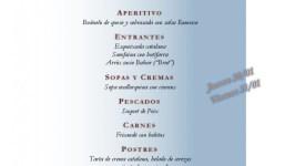 Restaurante Pedagógico 30 y 32 enero