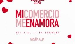 MI COMERCIO ME ENAMORA - Del 3 al 16 de febrero con PYMESBALTA en Breña Alta
