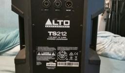 Altavoces alto 400 watios