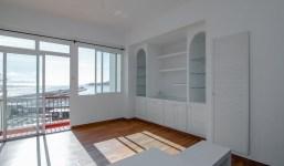 Luminoso apartamento con vistas al mar y al puerto