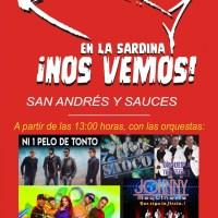 Entierro de la Sardina de San Andrés y Sauces