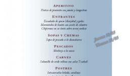 Restaurante Pedagógico 12 y 13 de marzo