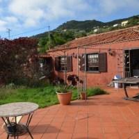 Casa canaria de campo con unas vistas envidiables en una zona tranquila de Mazo