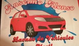 Anselmo Alonso - Lavado de Vehiculos a domicilio