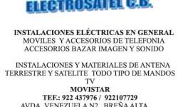 ELECTROSÁTEL - REPARTO A DOMICILIO