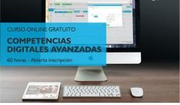Curso online: Competencias digitales avanzadas