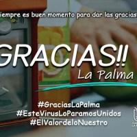 Gracias La Palma