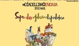 """Taller en casa """"supercalifragilisticoespialidoso"""" para el Día del Libro"""