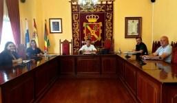 Ayuntamiento de San Andrés y Sauces acuerda priorizar la atención de los servicios esenciales