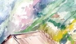Elsa López publica 'La isla del viento', un libro que se adentra en el 'ser palmero'