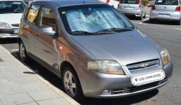 Chevrolet Kalos Automático (Año 2 008)