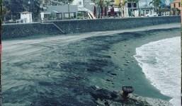 Tazacorte acondiciona y abre la Playa del Puerto