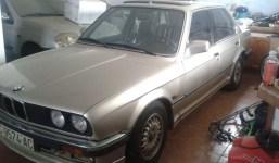 Se vende BMW320I
