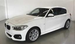 BMW Serie 1 F20 116D 116 CV