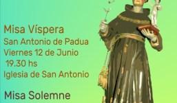 Celebraciones de San Antonio de Padua
