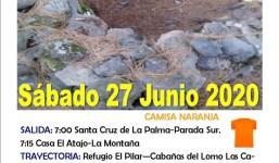 EL ATAJO: Visita a las Cabañas del Lomo de Las Casas