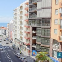 SPACIOUS AND WELL CARED APARTMENT IN SANTA CRUZ DE LA PALMA AND WITH VIEW ON EL PUENTE