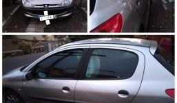 En venta Peugeot 206, año 2003, 93000km