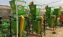 Aperos para tractores agrícolas.
