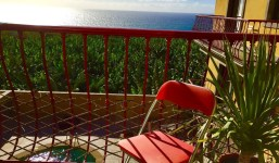 Apartamento con vista mar en Residencial La Palmita