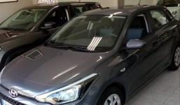 Hyundai i20 año 2017