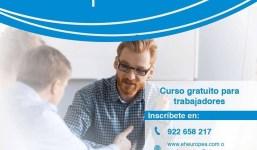 Formación gratuita para trabajadores en la isla de La Palma Servicio Canario de Empleo