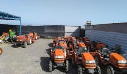 Tractores agrícolas de segunda mano