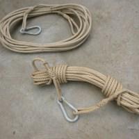 Se vende cuerdas naturales de 13m