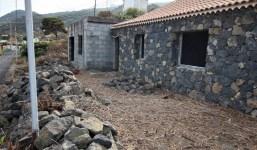 Casa con terreno y vistas en Montaña La Breña