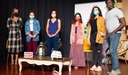 Hoy se clausura La Voz de la Mujer en El Paso con la activista keniata y defensora de los DDHH Asha Ismail