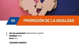 La Promoción de la igualdad