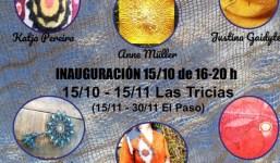 """""""Enredadas"""" Colectivo de Artistas Textiles"""