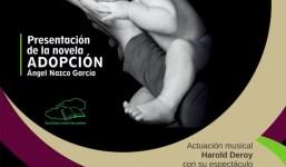 """Ve la luz """"Adopción"""" de Ángel Nazco"""