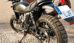 Se vende Moto SMW 125 cc