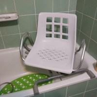 Vendo silla giratoria para bañera