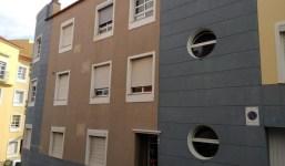 Apartamento con garaje en centro de la capital