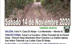 Caminata Túnel La Cumbre - El Atajo